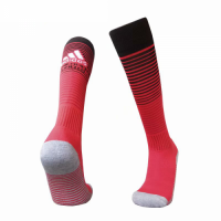 18-19 Manchester United Home Jersey Socks