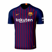 18-19 Barcelona Home Soccer Jersey Shirt