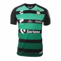 18-19 Santos Laguna Away Green&Black Soccer Jersey Shirt