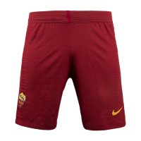 18-19 Roma Home Soccer Jersey Short(Player Version)