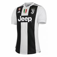 18-19 Juventus Home Soccer Jersey Shirt