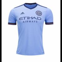 18-19 New York City Home Soccer Jersey Shirt