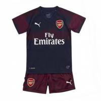 18-19 Arsenal Away Children's Jersey Kit(Shirt+Short)