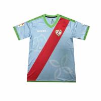 18-19 Rayo Vallecano Third Away Blue Soccer Jersey Shirt