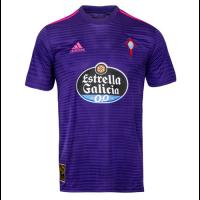 18-19 Celta Vigo Away Purple Soccer Jersey Shirt