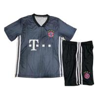 18-19 Bayern Munich Third Away Children's Jersey Kit(Shirt+Short)