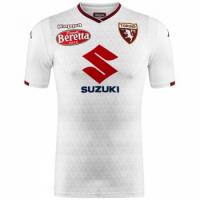 18-19 Torino FC Away White Soccer Jersey Shirt