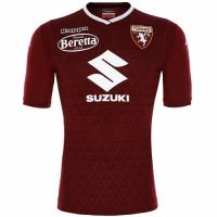 18-19 Torino FC Home Red Soccer Jersey Shirt
