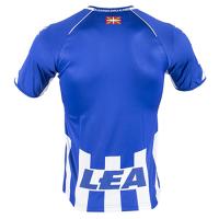 18-19 Deportivo Alavés Home Blue&White Jersey Shirt