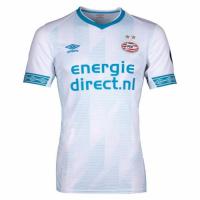 18-19 PSV Eindhoven Away White Jersey Shirt