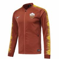 18-19 Roma Orange V-Neck Training Jacket