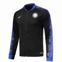 18-19 Inter Milan Black V-Neck Training Jacket