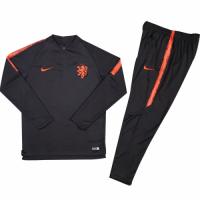 Kids 18-19 Netherlands Sweat Shirt Kit(Top+Trouser)