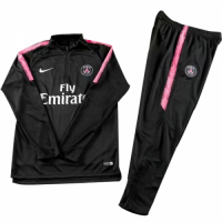 Kids 18-19 PSG Pink Sweat Shirt Kit(Top+Trouser)