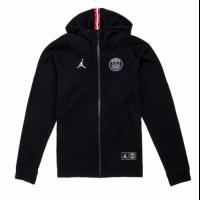18-19 PSG X JORDAN Wings Jacket-Black