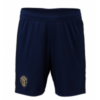 18-19 Manchester United Third Away Navy Jersey Short