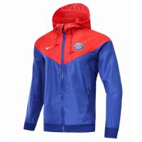 18-19 PSG Red&Blue Woven Windrunner