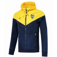 18-19 Boca Juniors Yellow Woven Windrunner