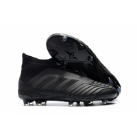 AD X Predator 18+ FG Soccer Cleats-All Black