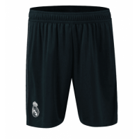 18-19 Real Madrid Away Deep Green Soccer Jersey Short