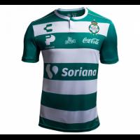 18-19 Santos Laguna Home Soccer Jersey Shirt