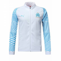 18-19 Marseilles Blue&White Training Jacket