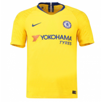 18-19 Chelsea Away Yellow Soccer Jersey Shirt(Player Version)