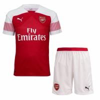 18-19 Arsenal Home Soccer Jersey Kit(Shirt+Short)