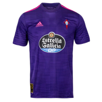 18-19 Celta Vigo Away Purple Soccer Jersey Shirt