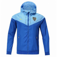 18-19 Boca Juniors Blue Woven Windrunner