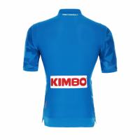 18-19 Napoli Home Blue Soccer Jersey Shirt