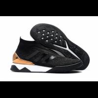 AD X Predator Tango 18+TR Soccer Cleats-Black