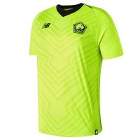 18-19 Lille OSC Away Green Jersey Shirt