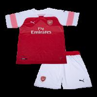 18-19 Arsenal Home Children's Jersey Kit(Shirt+Short)
