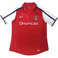 2000 Arsenal Retro Home Red Soccer Jersey Shirt