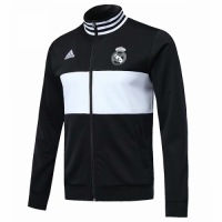 18-19 Real Madrid Black&White Training Jacket