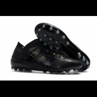AD X Nemeziz Messi 18.1 AG Soccer Cleats-Black