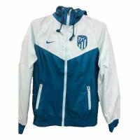 18-19 Atletico Madrid Blue&Gray Woven Windrunner
