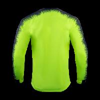 18-19 Barcelona Green V-Neck Training Jacket