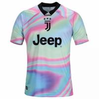 18-19 Juventus EA Sports White Jersey Shirt