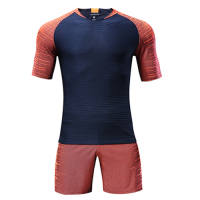 Customize Team Orange Player Version Soccer Jerseys Kit(Shirt+Short)