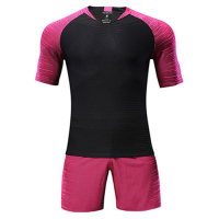 Customize Team Pink Player Version Soccer Jerseys Kit(Shirt+Short)