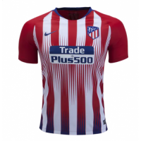 18-19 Atletico Madrid Home Red&White Soccer Jersey Shirt(Player Version)