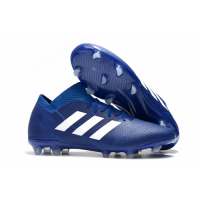 AD Nemeziz Messi 18.1 FG Soccer Cleats-Blue