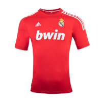 2012 Real Madrid Third Away Retro Jersey Shirt