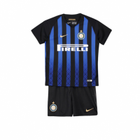 18-19 Inter Milan Home Children's Jersey Kit(Shirt+Short)