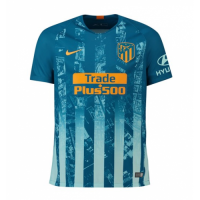 18-19 Atletico Madrid Third Away Soccer Jersey Shirt(Player Version)