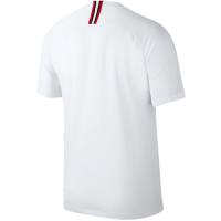 18-19 PSG JORDAN 3rd Away White Soccer Jersey Shirt