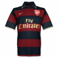 07-08 Arsenal Third Away Retro Soccer Jerseys Shirt