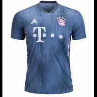 18-19 Bayern Munich Third Away Navy Jersey Shirt